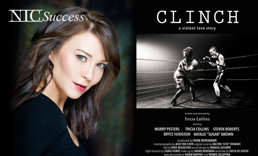"Tricia Collins' ""Clinch"" Premiering @ VIWFF!!!"