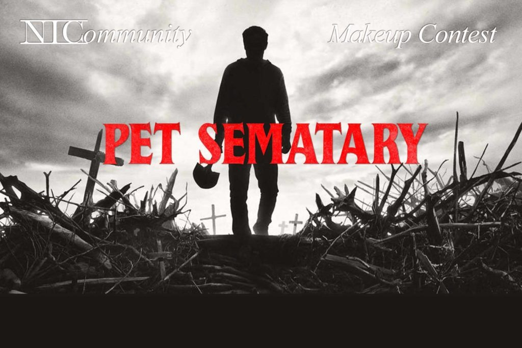 Pet Sematary Makeup Contest!