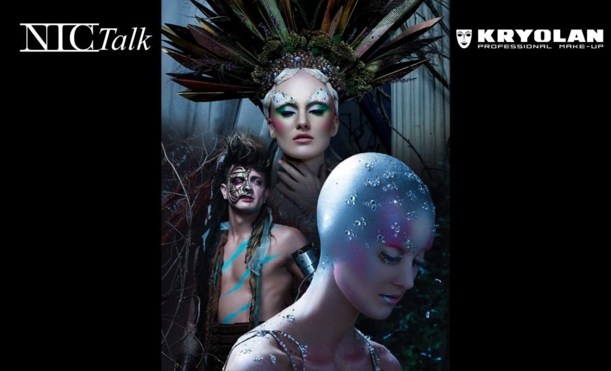 NIC Talk: Kryolan – Professional Makeup for Film, TV and Theatre