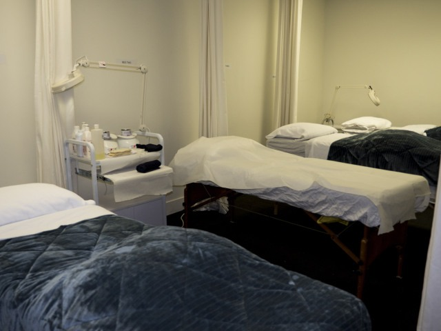 Experience: super affordable facial and massage at NIC Spa