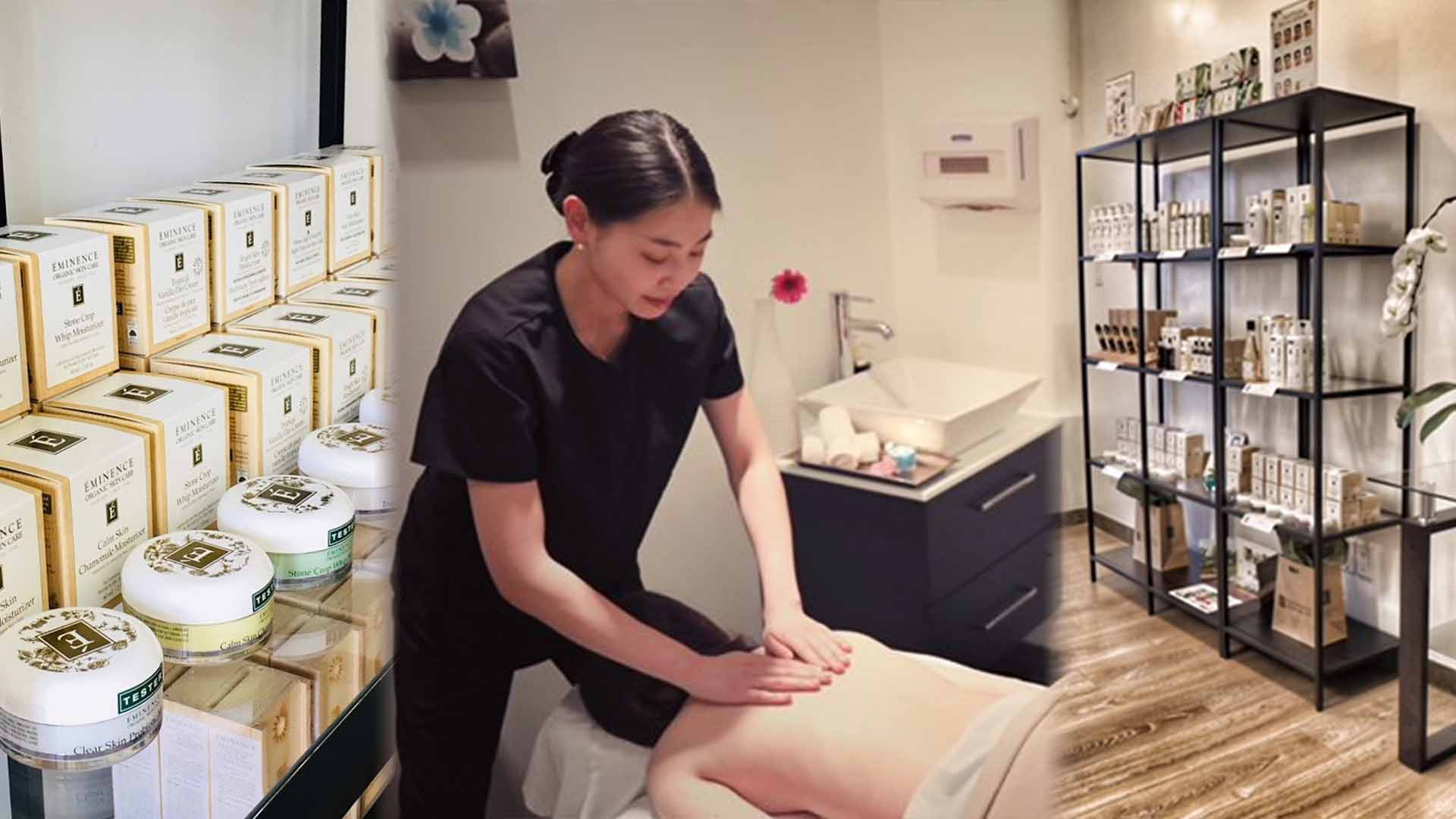 Kanako Ukai takes on Balay Spa!