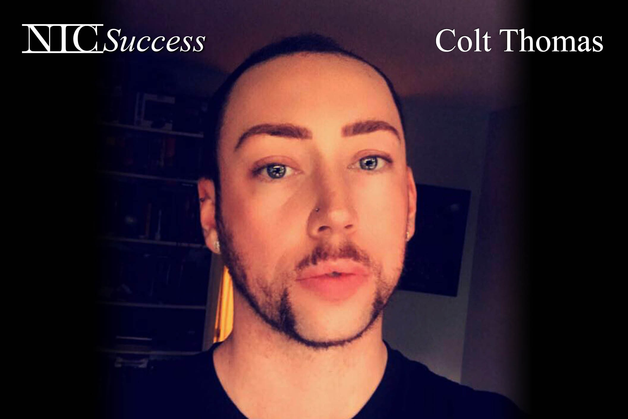 Colt Thomas is an ongoing success!
