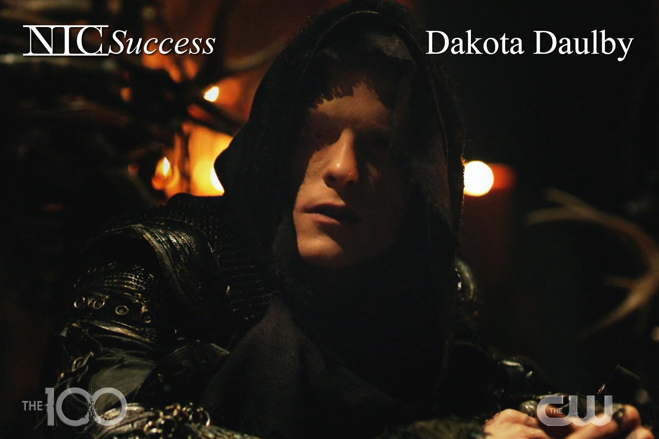 Dakota Daulby is The 100's Sheidheda!