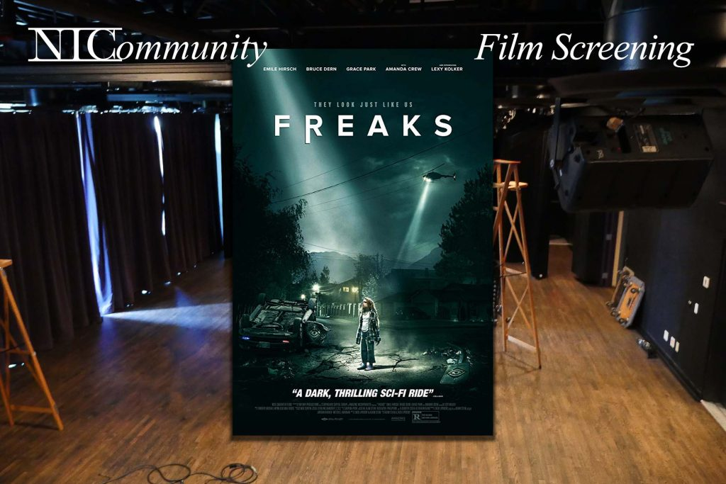 FREAKS Film Screening @ the Rio!